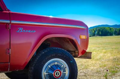Legacy Classic Trucks Inventory - 1974 Ford Bronco - Original - Image 87