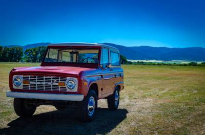 Legacy Classic Trucks Inventory - 1974 Ford Bronco - Original - Image 97