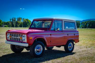 Legacy Classic Trucks Inventory - 1974 Ford Bronco - Original - Image 99