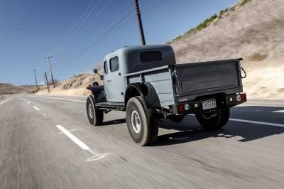 Legacy Classic Trucks Inventory - 1949 Dodge Power Wagon 4 Door - Anvil Grey - Image 13