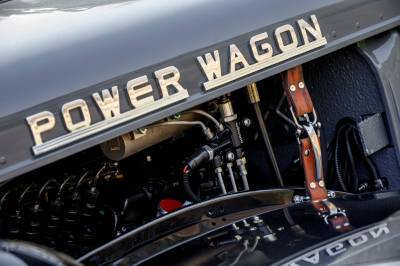 Legacy Classic Trucks Inventory - 1949 Dodge Power Wagon 4 Door - Anvil Grey - Image 20
