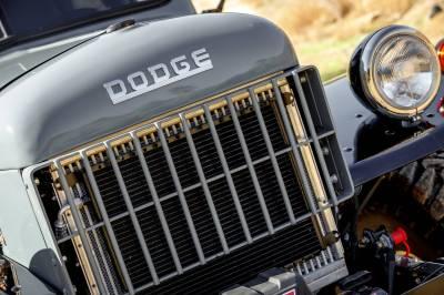 Legacy Classic Trucks Inventory - 1949 Dodge Power Wagon 4 Door - Anvil Grey - Image 21