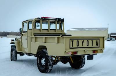 Legacy Classic Trucks Inventory - 1985 Toyota Land Cruiser F45 - Image 5