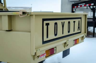 Legacy Classic Trucks Inventory - 1985 Toyota Land Cruiser F45 - Image 6