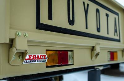 Legacy Classic Trucks Inventory - 1985 Toyota Land Cruiser F45 - Image 7
