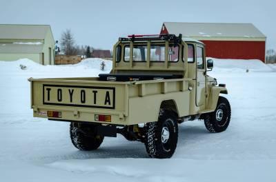 Legacy Classic Trucks Inventory - 1985 Toyota Land Cruiser F45 - Image 16