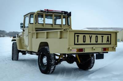 Legacy Classic Trucks Inventory - 1985 Toyota Land Cruiser F45 - Image 19