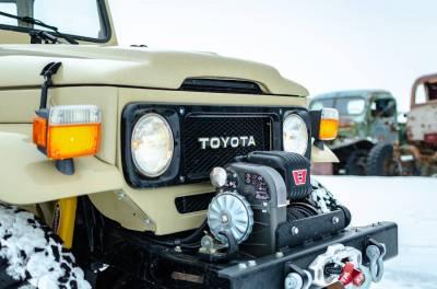 Legacy Classic Trucks Inventory - 1985 Toyota Land Cruiser F45 - Image 53