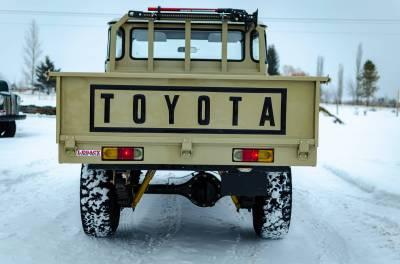 Legacy Classic Trucks Inventory - 1985 Toyota Land Cruiser F45 - Image 55