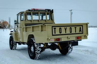 Legacy Classic Trucks Inventory - 1985 Toyota Land Cruiser F45 - Image 56