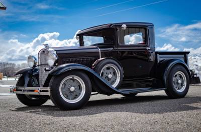 Legacy Classic Trucks Inventory - 1930 Ford Model A Pickup - Image 2