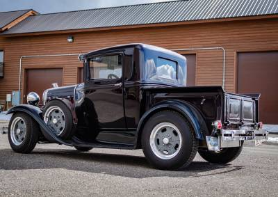 Legacy Classic Trucks Inventory - 1930 Ford Model A Pickup - Image 3